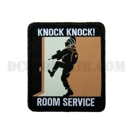 Patch Room Service Secutor Ricamata