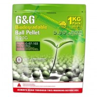 Pallini 0.20gr Bio 1Kg G&G