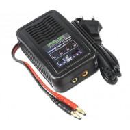 Caricabatterie SK55 LiPo/Life 7.4/14.8v Fuel