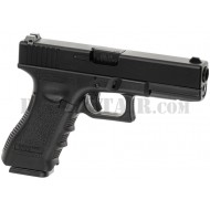 Glock BW17 Poseidon Gbb Metal Version B&W