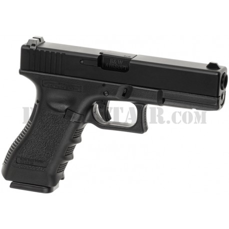 Glock BW17 Gbb Metal Version B&W
