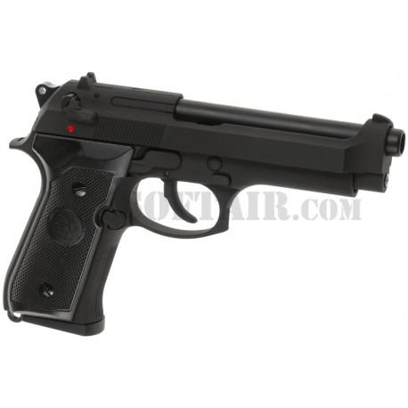 Beretta M92 Elite Gbb Full Metal B&W