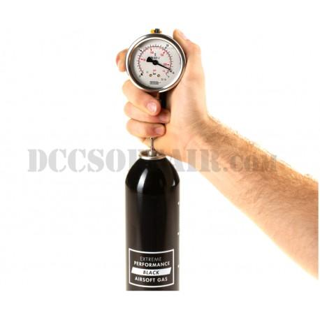 Bombola Gas Nimrod Extreme Performance Black 500ml