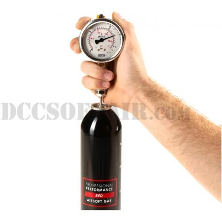 Bombola Gas Nimrod Professional Performance Red 500ml