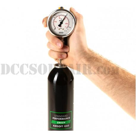 Bombola Gas Nimrod Standard Performance Green 500ml