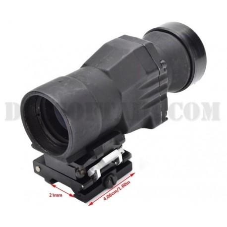 Ingranditore Magnifier 3x Flip Mount