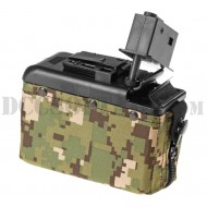 Caricatore Elettrico Serie M249 1200bb Tan C.Army