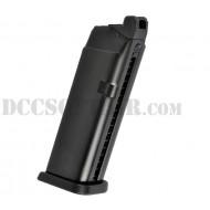 Caricatore Pistola Glock G23/G32C Gas Kjw