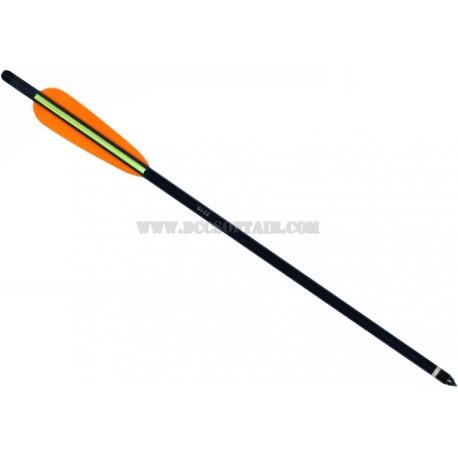 """Freccia In Alluminio 2219 22"""" Per Balestra"""