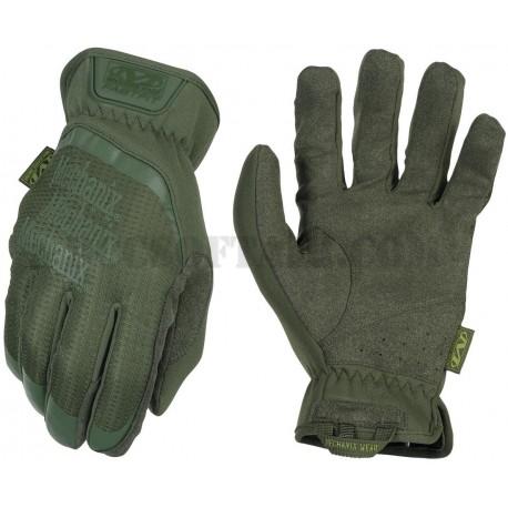 Guanti FastFit Gen II OD Green Mechanix