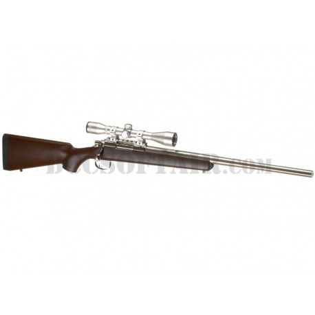 VSR-10 Pro Hunter Stainless Wood Tokyo Marui