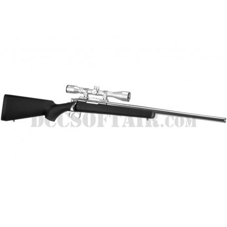 VSR-10 Pro Hunter Stainless Black Tokyo Marui
