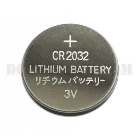 Batteria CR2032 3V Lithium Nuprol