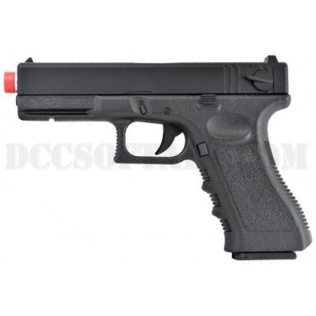 Glock G18 Metal Slide a Molla Golden Hawk