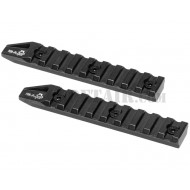 Slitte 4.5 Inch Keymod Rail 2-Pack Octaarms Ares