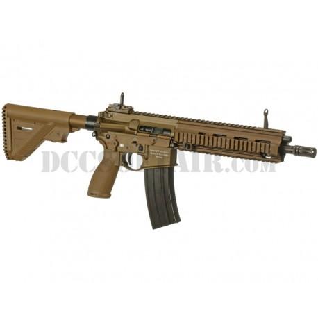 HK416 A5 RAL8000 Gbbr Gas Gen2 Blowback Umarex