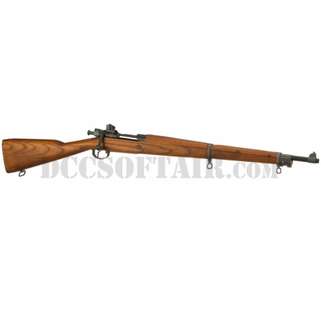 Springfield M1903 A3 Gas Full Metal e Legno WWII G&G