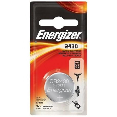Batteria CR2430 3V Lithium Energizer