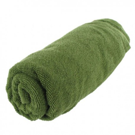 Asciugamani Large Military Olive Towel