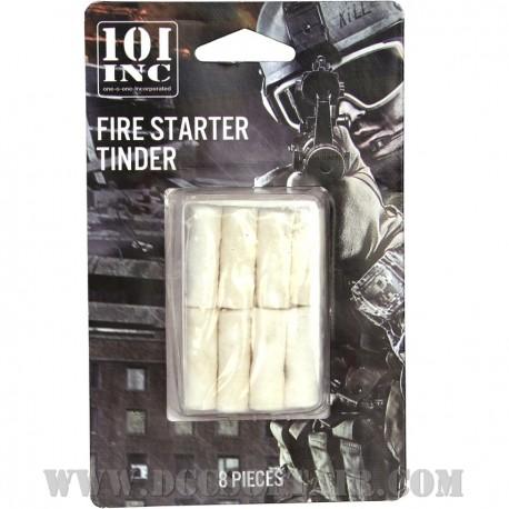 Fire Starter Tinder 8 Pezzi 101