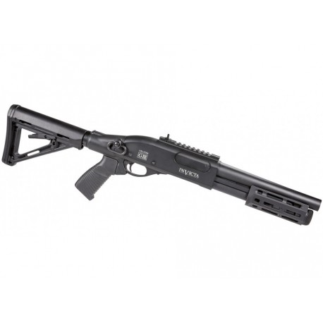 Shotgun Velites Invicta G-III Black Secutor