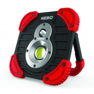 Nebo Tango Ricaricabile 1000Lms Worklight Power Bank