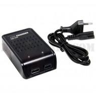 Duel Code Caricabatterie Pro Lipo 7.4V/11.1V