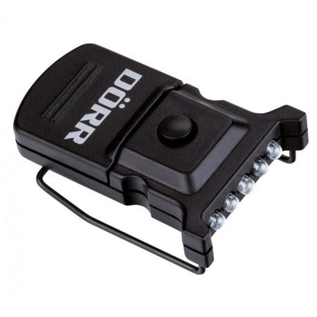 Dorr Micro LED Cap Light CL-5 With Clip