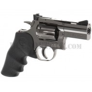 "Dan Wesson 715 2.5"" Co2 Steel Grey Asg"