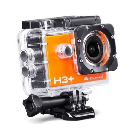 Videocamera H3+ Full HD Wi-Fi NEW Midland