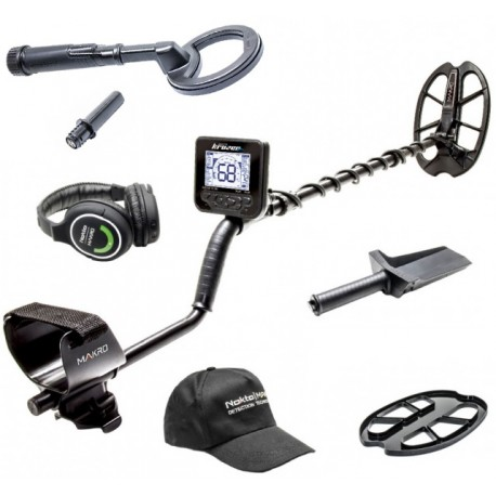 Metal Detector Nokta Makro Multi Kruzer Pack