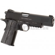 Colt Combat Unit Co2 Metal Version Cybergun