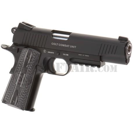 Colt Combat Unit Co2 Metal Version Cybergun
