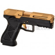 AG-17 Metal Version Gas Gold Hfc