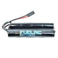Batteria 9.6Vx1600mAh CQB Mini Type Fuel