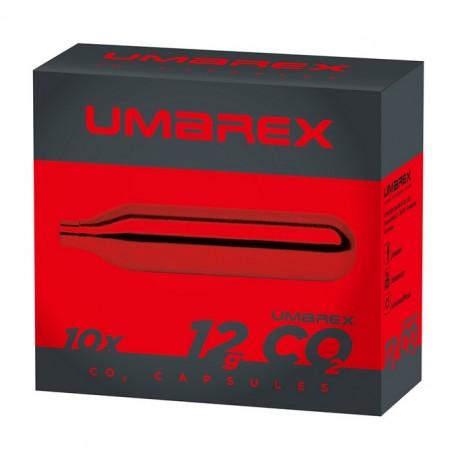 Ricariche Co2 Confezione 10 Pezzi Umarex