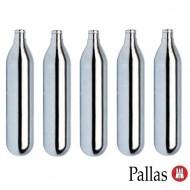Ricariche Co2 Confezione 5 Pezzi Pallas