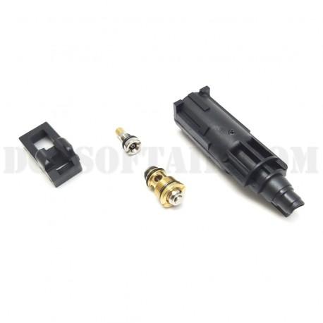 Glock G17 Kit Spingipallino Con Valvole e BB Lip We