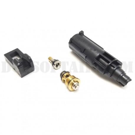 Glock G18 Kit Spingipallino Con Valvole e BB Lip We