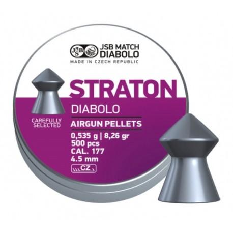 Piombini Diabolo Straton Cal.4,5mm JSB