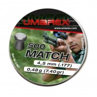 Piombini Match 4,5mm Umarex
