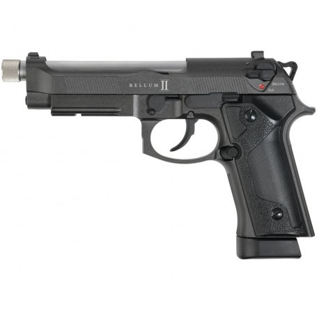 Secutor Bellum II Gray Co2 Full Metal BlowBack
