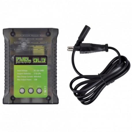 Caricabatterie Fuel BL3 Li-Po 7.4V/11.1V