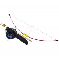 Set Arco In Fibra 130cm 15lb Big Fun Line