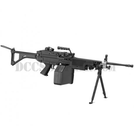 Mitragliatrice M249 MKI Saw Full Metal A&K