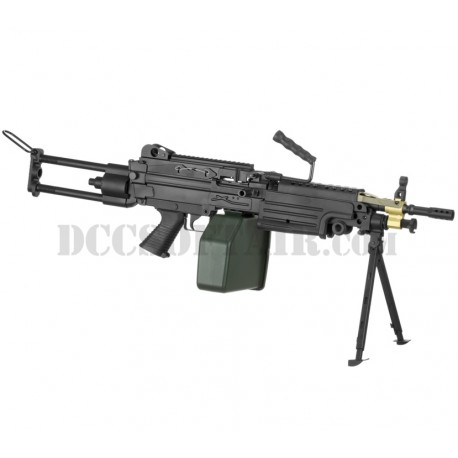 Mitragliatrice M249 Para Saw Full Metal A&K