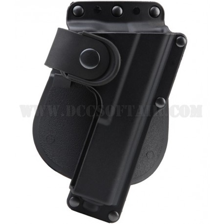 Fondina Tattica Rotante Per Glock G17/G18 Element