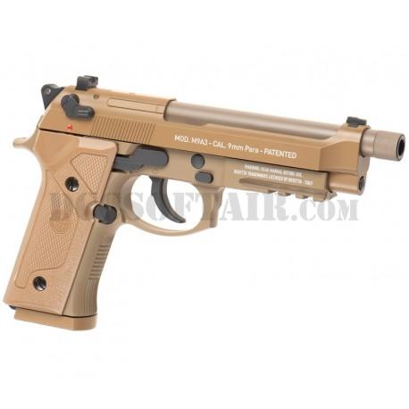 Beretta M9A3 Full Metal FDE Co2 Blowback Umarex