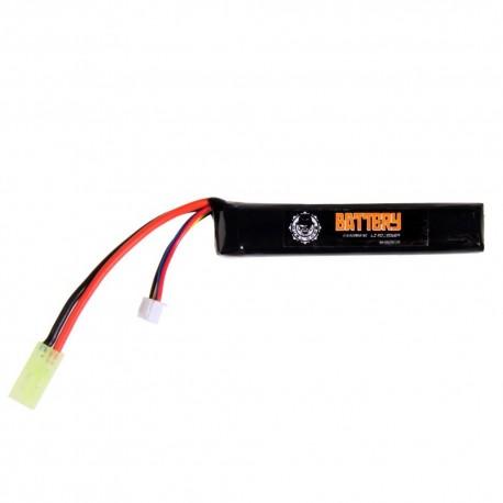 Batteria 11.1Vx800mAh 15C Lipo Duel Code