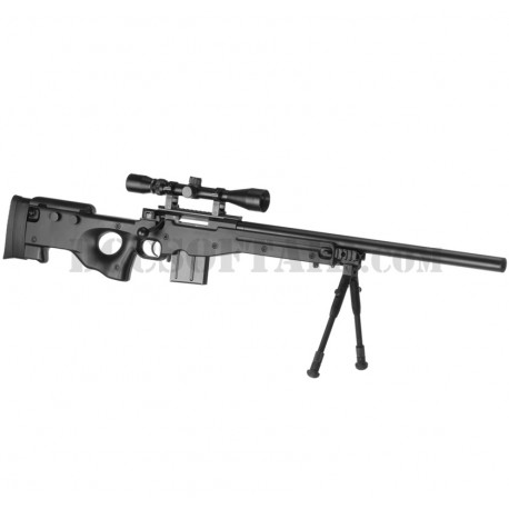 L96 Aws Sniper Rifle Set Refine Museum Piece